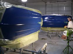 Re-gel Blue Hull Bottom
